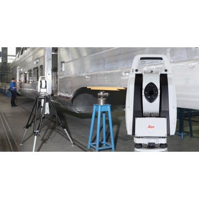 Системы лазерных трекеров