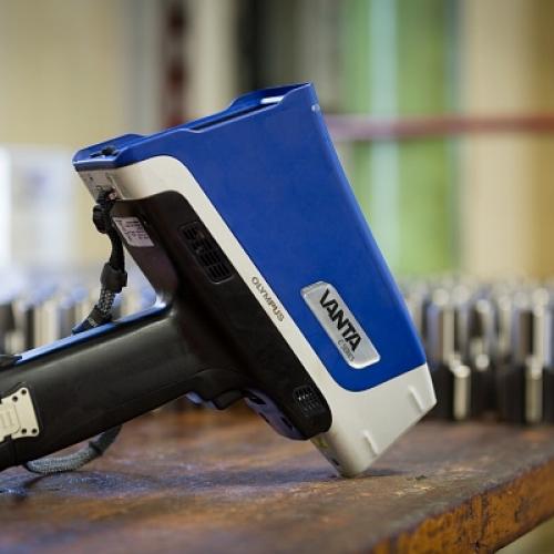 Портативный анализатор, спектромет для автомобильных и промышленных катализаторов Vanta L комплект PRO