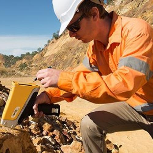 Поиск полезных ископаемых и экологический мониторинг